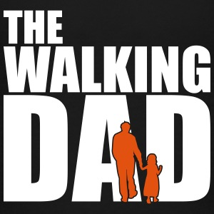 The Walking Dad vatertag geschenk - Teenager Premium T-Shirt