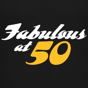 50 Years Old And Fabulous! - Teenage Premium T-Shirt