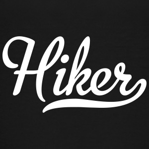 Hiker - Teenager Premium T-Shirt
