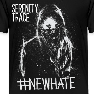 #NewHate Female - Teenage Premium T-Shirt