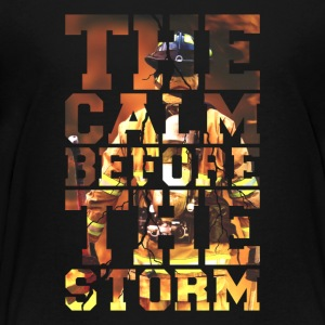 Firemen The Calm Before The Storm Fire Edition - Teenage Premium T-Shirt