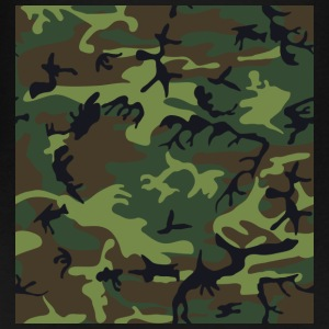 Camo - Teenager Premium T-Shirt
