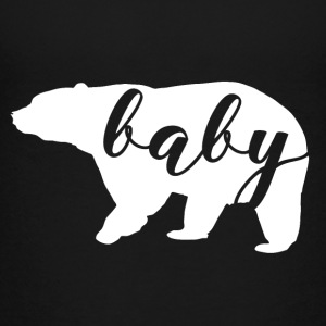 Baby bear - Teenage Premium T-Shirt
