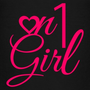 On1 Girl red - DanceShirts - Teenage Premium T-Shirt