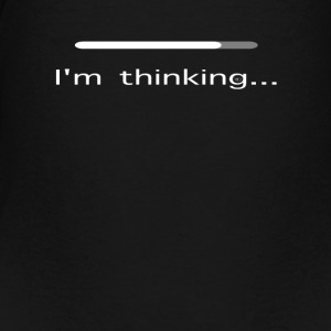 I'm thinking - Teenage Premium T-Shirt