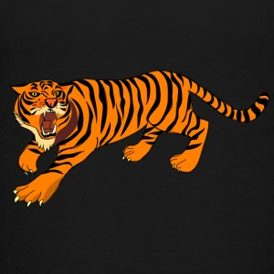 Tiger - Teenager Premium T-Shirt