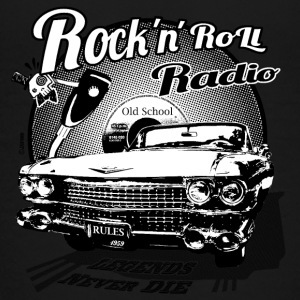 Radio rockandroll 03 - Teenager Premium T-Shirt