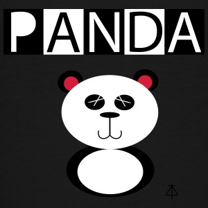 Panda - Teenage Premium T-Shirt