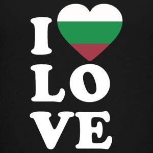 I love Bulgaria - Teenager Premium T-Shirt