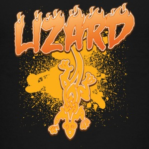 Cool lézard tribal - T-shirt Premium Ado