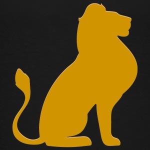 Real Lion - Teenager Premium T-Shirt