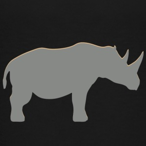 Real Rhino - Teenage Premium T-Shirt