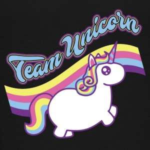 Einhorn! Unicorn! Trendy, cute! - Teenager Premium T-Shirt