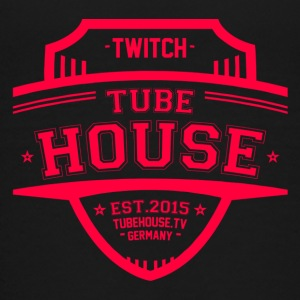 TubeHouse Team College Merch 2017 Pink - Teenager Premium T-shirt