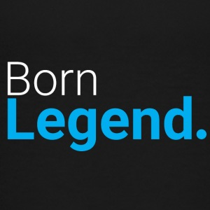 Born Legend - Teenage Premium T-Shirt