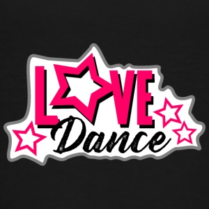 love Dancing - Teenage Premium T-Shirt