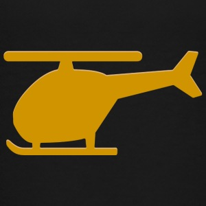 Helicopter - Teenager Premium T-Shirt