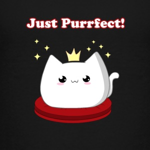 Cat Princess - Premium-T-shirt tonåring