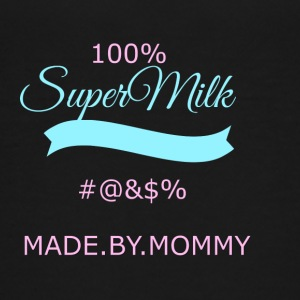 Super transparent Milch - Teenager Premium T-Shirt