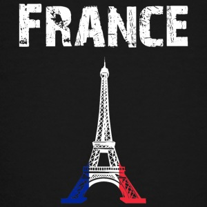 Nation-Design France Eiffel Tower - Teenager Premium T-Shirt