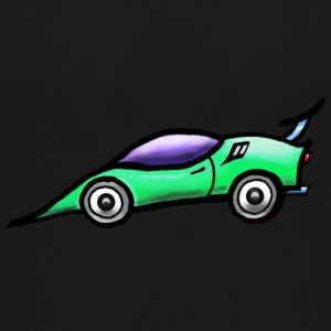 Car green - Teenage Premium T-Shirt