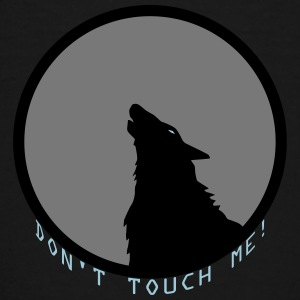 loup Wolf - Teenager Premium T-Shirt