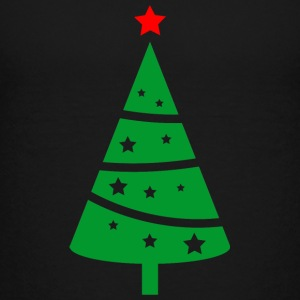 Christmas tree - Teenage Premium T-Shirt