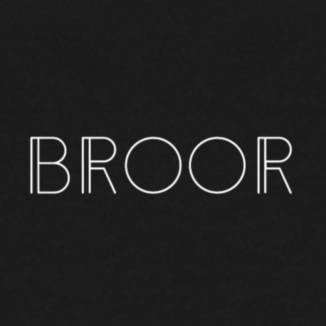 Broor design white x David