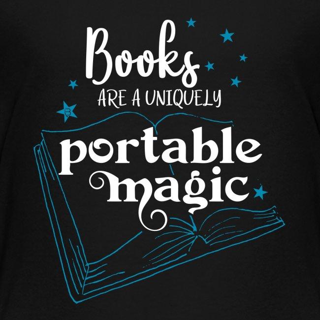 0030 books are unique magic | Magic