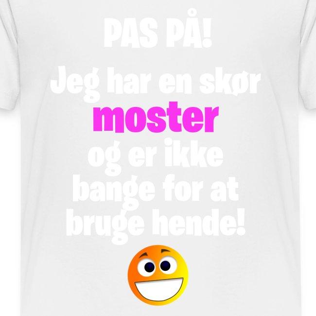 Pas På! Moster - Pige