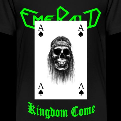 Emerald - Teenager Premium T-Shirt