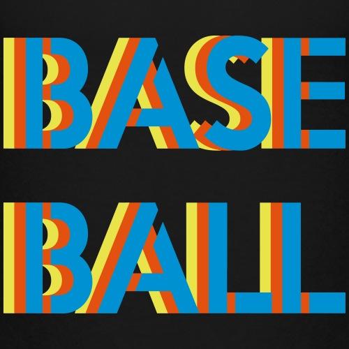 Baseball relief - T-shirt Premium Ado