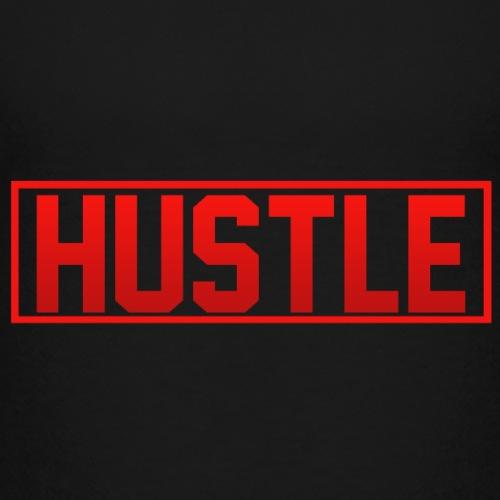 Hustle - Teenage Premium T-Shirt