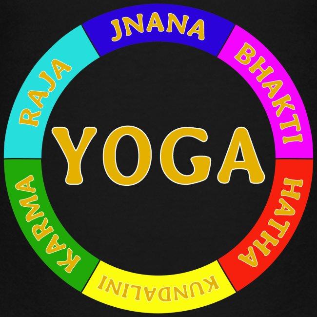 6 Wege Yoga