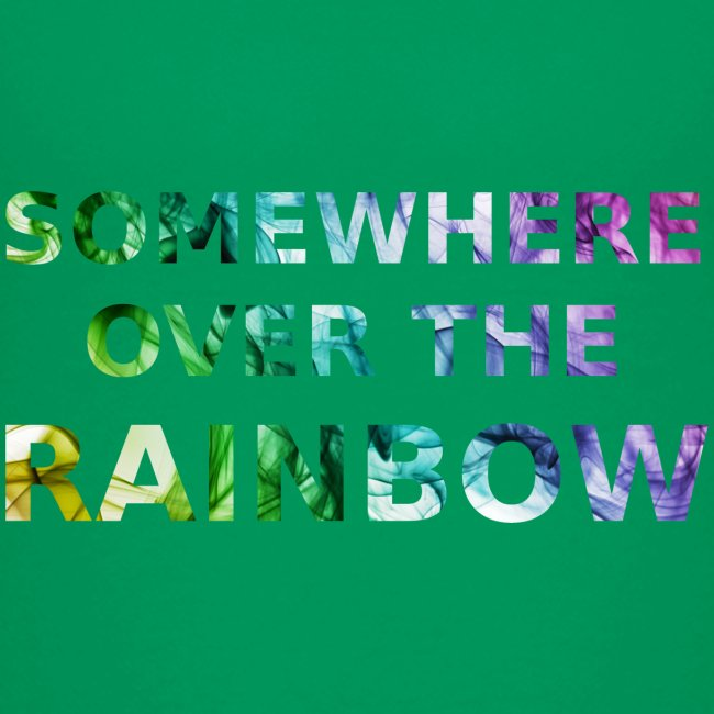 Somewhere over the...