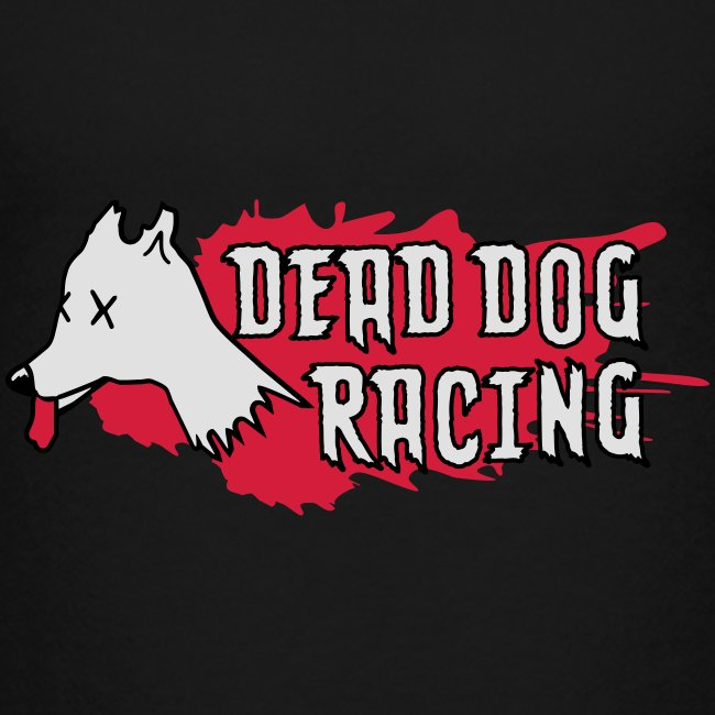 Dead dog racing logo
