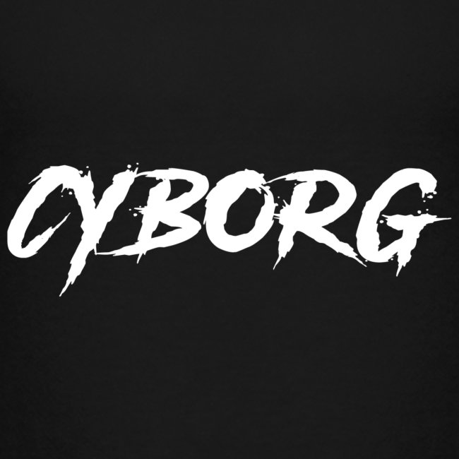 Sweat bordeaux à capuche Cyborg