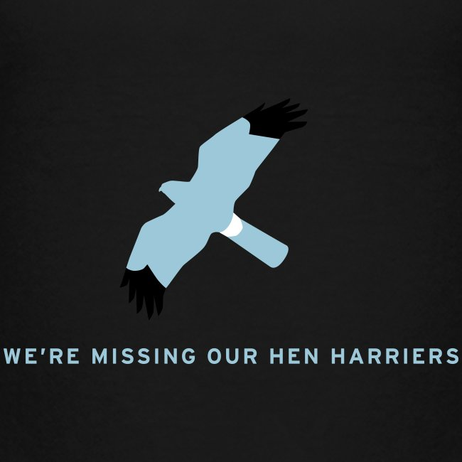 BAWC Hen Harrier Day Men's T-Shirt
