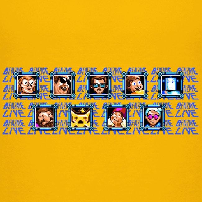 Benzaie LIVE - MUG