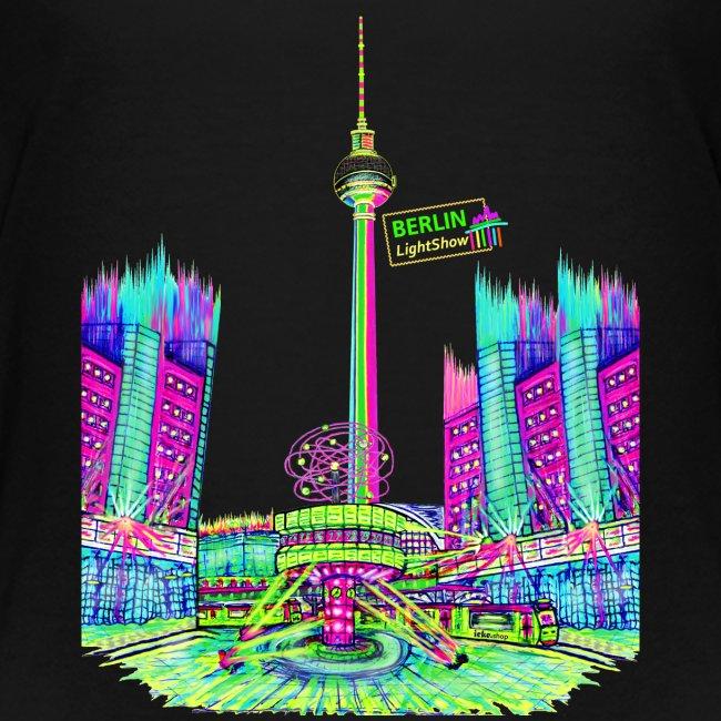 """Berliner Original """"Alexanderplatz"""" PopArt Design"""