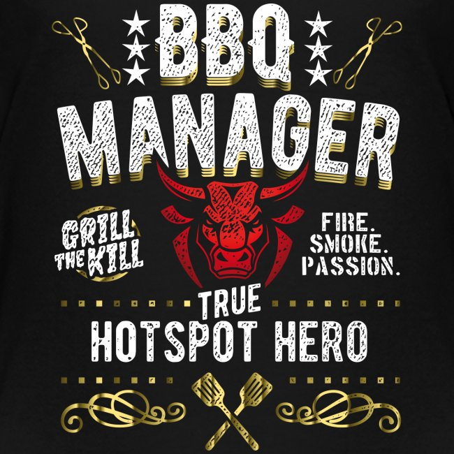 BBQ Manager