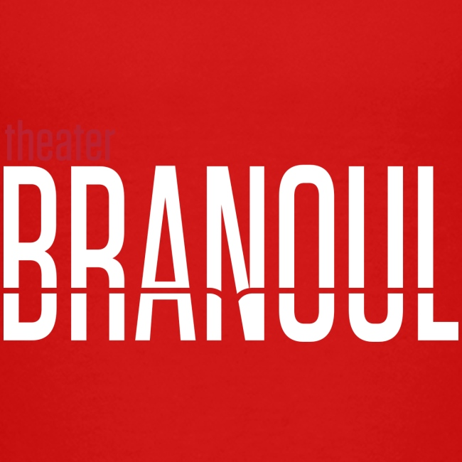 Branoul Logo rood wit