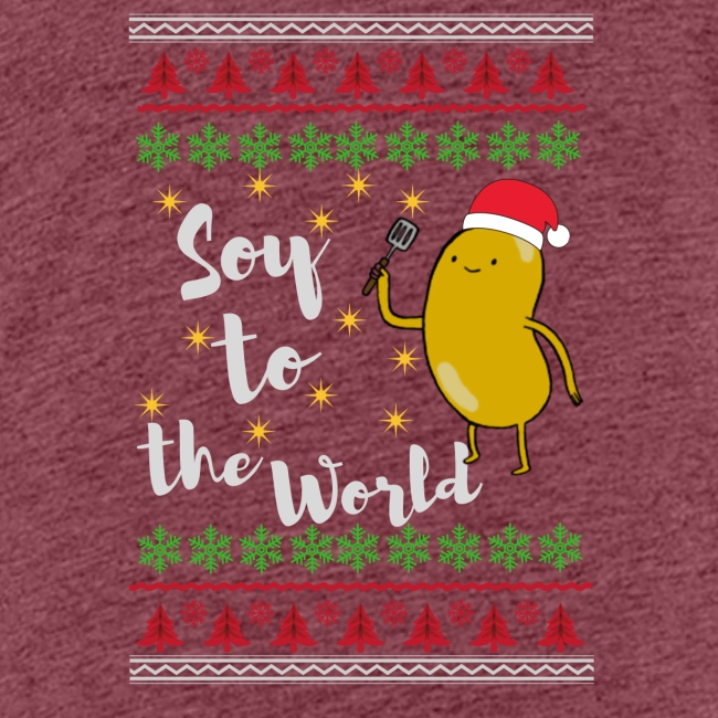 Soy to the world 1