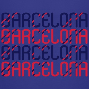 Barcelona - Teenage Premium T-Shirt