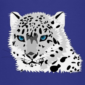 snow leopard - Teenager Premium T-shirt