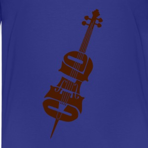cello - Premium-T-shirt tonåring
