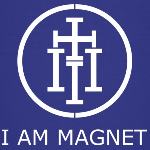 I AM MAGNET - Teenage Premium T-Shirt