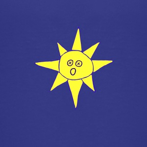 Sun - Teenage Premium T-Shirt