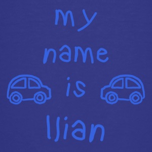 ILIAN MEIN NAME - Teenager Premium T-Shirt
