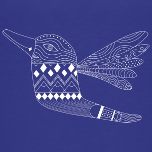 Hummingbird - kolibrie - Teenager Premium T-shirt